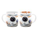 Star Wars BB-8 Character Mug