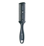 Beter Hair-cutting comb with 2 rippled EL BARBERITO