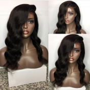 Lace Frontal Wig Brazilian Virgin Human Hair Wigs For Black Women Body Weave Lace Wig Pre Plucked Full Lace Wig With Baby Hair
