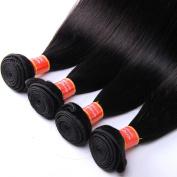 Magic Show 7A Brazilian Virgin Hair Straight 3pcs/lot 60cm 60cm 70cm Brazilian Straight Hair 100% Unprocessed Human Hair Weave Brazilian Hair Weave Bundle