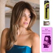 Angelica by Noriko, Wig Galaxy Hair Loss Booklet, Wig Cap, & Magic Comb (Bundle - 4 Items), Colour Chosen