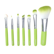 Fabal 7pcs Professional Makeup Brushes Colourful Makeup Brushes Kit