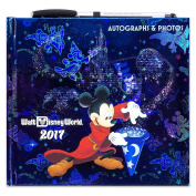Disney Sorcerer Mickey Mouse and Friends Autograph Book - Walt Disney World 2017