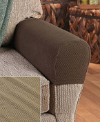 Set of 2 Stretch Armrest Covers