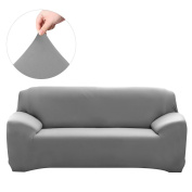 WINOMO Sofa Slipcover 3 Seater High Elasticity Couch Covers Furniture Protector