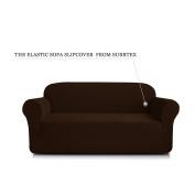 Subrtex 1-Piece Spandex Stretch Sofa Slipcover