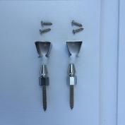 Acorn Bullet Catch (1 pair)