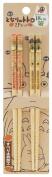 Skater My Neighbour Totoro Bamboo Made 2 Chopsticks set 18cm Studio Ghibli ANT3W