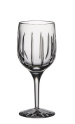 Barski - Set of 4 - Hand Cut - Mouth Blown - Crystal - Wine - Goblet - 270ml - Made in Europe - Set of 4