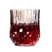 Crystal Glass Whiskey Cups Wine Glasses Bar Tools Glassware Beer Glasses 320 ML-A4