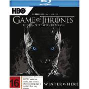 Game of Thrones: Season 7 [Regions 2,4] [Blu-ray]