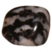 Zebra Jasper Tumble Stone (20-25mm) - Single Stone