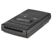 Bush Cassette Player and Recorder - Black