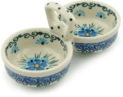 Polish Pottery Condiment Server 13cm made by Ceramika Artystyczna