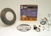 5 & 15cm Can Light Conversion Kit - The Can Converter
