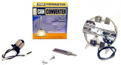 The Can Converter R4 Recessed Can Light Conversion Kit for 10cm Recessed Cans