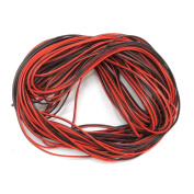 65.6ft Extension Cable Wire Cord JACKYLED 20M 22awg Cable for Led Strips Single Colour 3528 5050