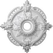 Ekena Millwork CM28BE 70cm OD x 11cm ID x 4.1cm P Benson Classic Ceiling Medallion