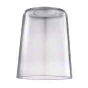 Clear Cone Glass Shade