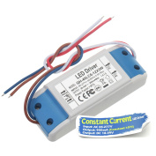 Chanzon LED Driver 900mA (Constant Current Output) 18V-39V (Input 85-277V AC-DC) (6-12)x3 18W 21W 24W 27W 30W 36W Power Supply 900 mA Lighting Transformer for High Power 30 W COB Chips