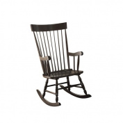 ACME Arlo Rocking Chair, Black