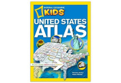 National Geographic Kids United States Atlas, Teaching Toys, 2017 Christmas Toys