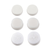 Brush Head Only 7 in 1 Multifunction Face Facial Cleansing Brush Spa Skin Care Massage