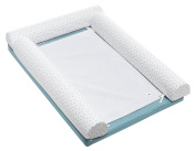 Alondra Mare 181 – Changing Mat with Removable Cover for comfortable and Convertible Cot, 70 x 140 cm