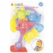 Squeek Scoop and Splash Bath Set