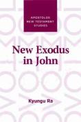 New Exodus in John