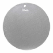 Staedter Round Cake Plate, Silver, 32 cm