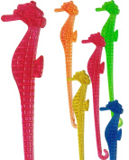 Seahorse Cocktail Swizzle Stick Stirrers