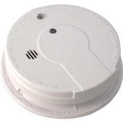 KIDDE I12040 AC WIRE AND SMOKE ALARM WITH CARBON ZINC BATTERY I12040 AC WIRE AND SMOKE ALARM WITH CARBON ZINC BATTERY