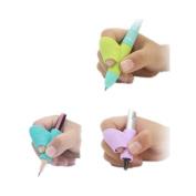 3pcs Pencil Grip, Tonsee Children Pen Writing Aid Grip Posture Correction Tool Pencil Holder 2017 New Colour Send Random