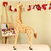 Phantomx 96cm Big Plush Giraffe Toy Doll Giant Large Stuffed Animals Soft Doll Gift -1pcs