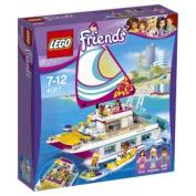 Lego (R) friends heart lake Waku Waku ocean Cruise Lego Japan [Lego 41317F ]