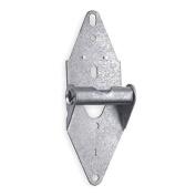 Battalion 1RBW3 Silver Stainless Steel 1.7cm W Garage Door Hinge