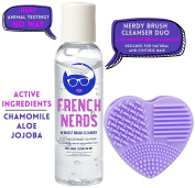 French Nerds Nerdy Brush Cleanser