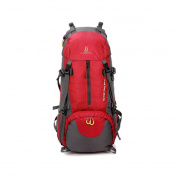 60L Extra Large Hiking Travel Backpack Camping Rucksack