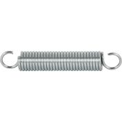 Prime-Line Extension Spring 0.09cm X 0.6cm X 2.5cm - 1.3cm Steel Polybag Of 2