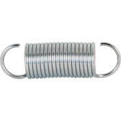 Prime-Line Extension Spring 0.1cm X 1.1cm X 2.5cm - 1.3cm Steel Polybag Of 2