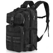Vbiger Military Army Patrol MOLLE Assault Pack Tactical Combat Rucksack Backpack Bag 35L