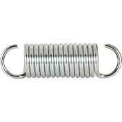 Prime-Line Extension Spring 0.3cm X 1.9cm X 5.1cm - 1.6cm Steel Polybag Of 2
