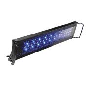 Coralife 13760 Aqua Light S LED Aquarium Light Fixture, 80cm x 90cm