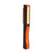 LED Pocket Work Light USB Charging Flashlight Orange