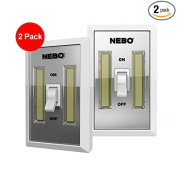 Nebo - Flipit Portable LED Light (3 AAA Batteries Included)