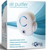 Ozone Generator with New Whisper Quiet Fan Technology