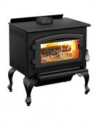 Drolet Columbia EPA High Efficiency Wood Stove DB03015