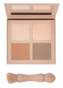 KKW POWDER CONTOUR & HIGHLIGHT KIT LIGHT