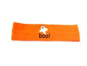 Logo Loops Headband - Boo! Ghost - Orange - One Size